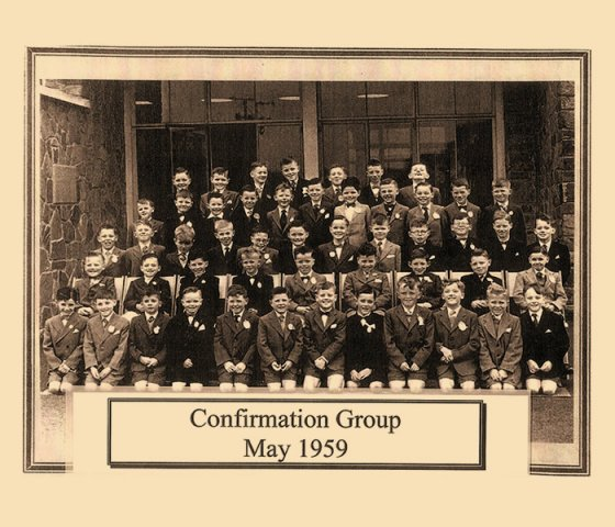 Conformation class May 1959