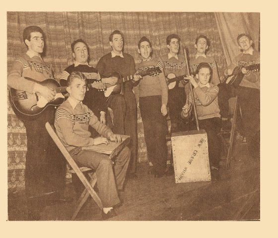 derrys skiffle group