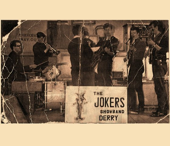 The jokers showband